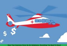 Does Your Insurance Cover An Air Ambulance- Everything You Need To Know!