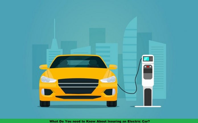What Do You need to Know About Insuring an Electric Car?